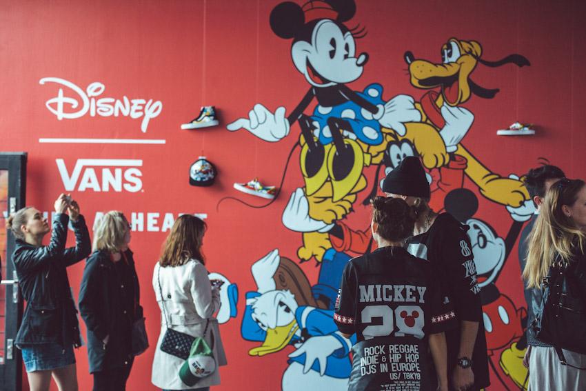 Vans x Disney – release party – fotoreport – Footshop.cz – Praha