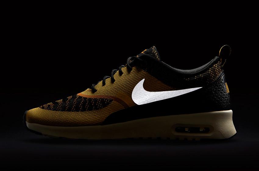 Nike Air Max Thea Jacquard – reflexní prvky