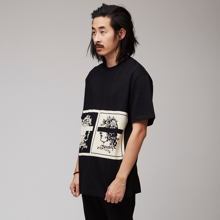 VV — Villainous Visard – pánské tričko s potiskem, černé – Cinq