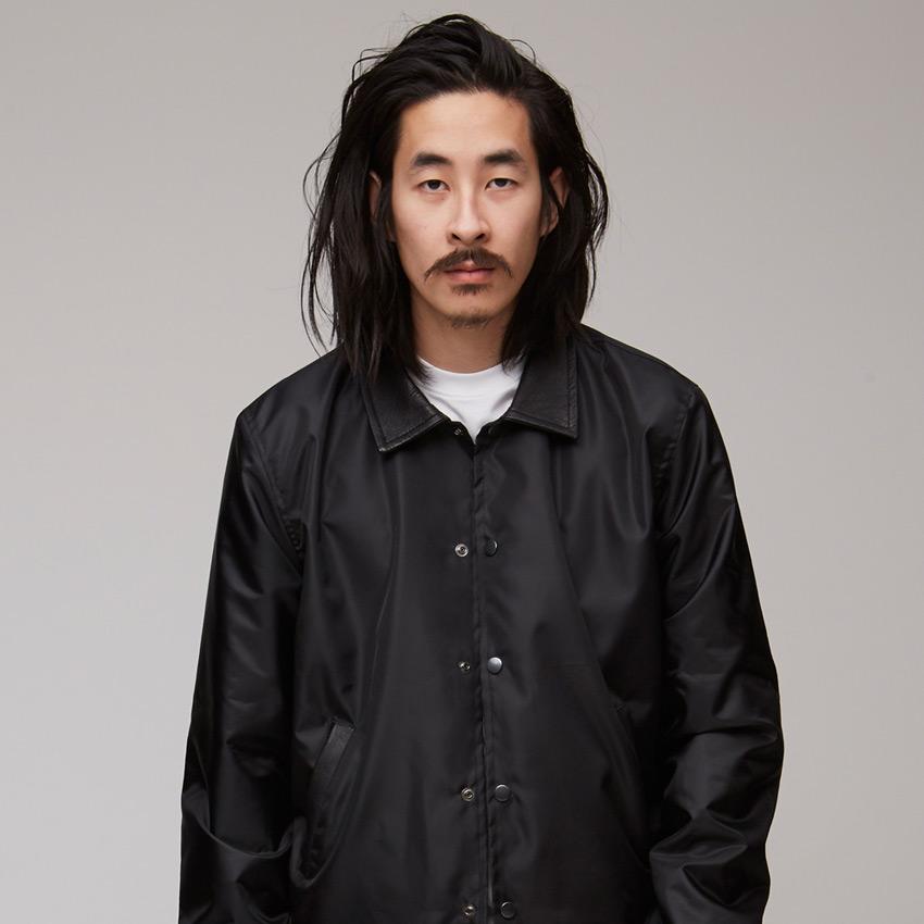 VV — Villainous Visard – černá bunda, pánská – Reigns Jacket
