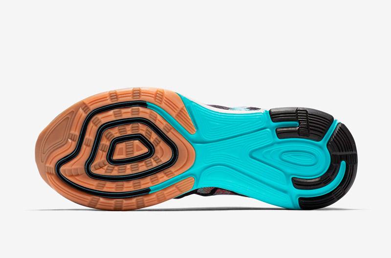 Nike LunarGlide 6 Photosynthesis – detail podrážky
