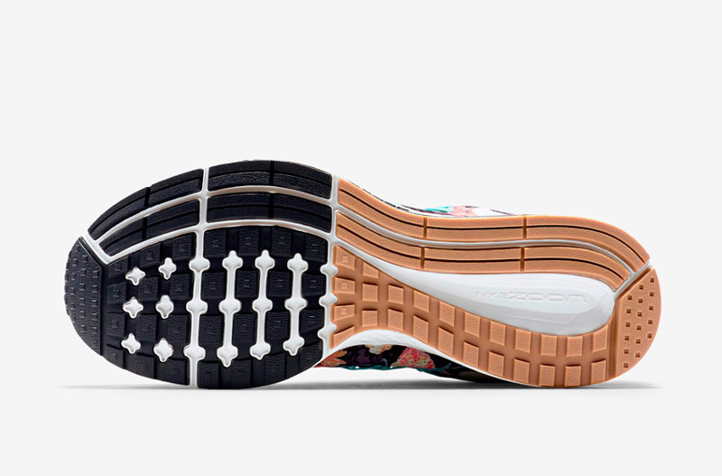 Nike Air Zoom Pegasus 32 Photosynthesis – detail podrážky