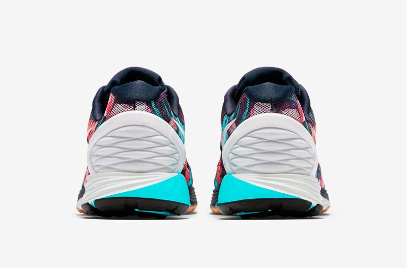 Nike LunarGlide 6 Photosynthesis – zadní pohled