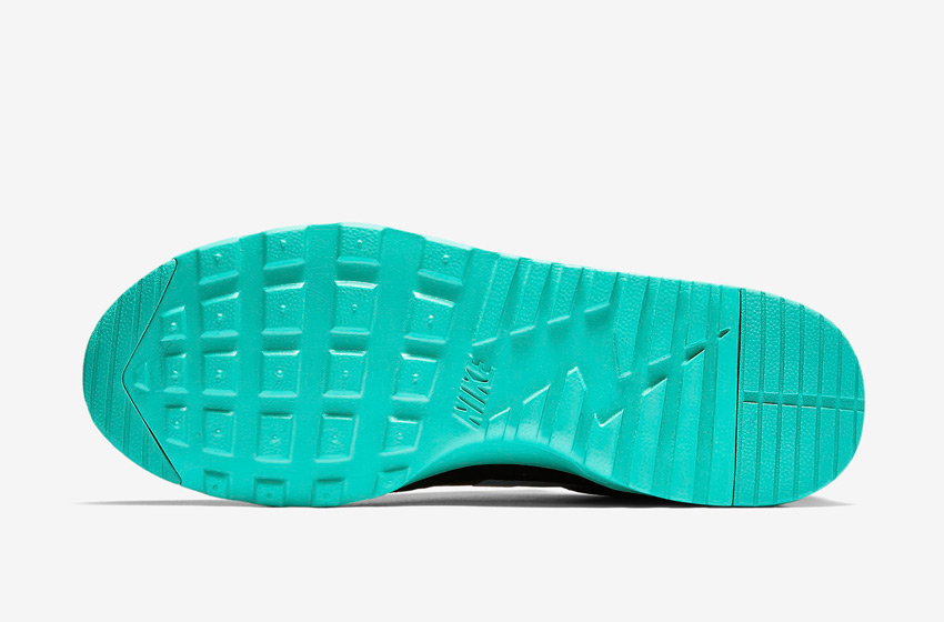 Nike Air Max Thea Jacquard – podrážka, spodní strana – dámské boty, dámské tenisky –