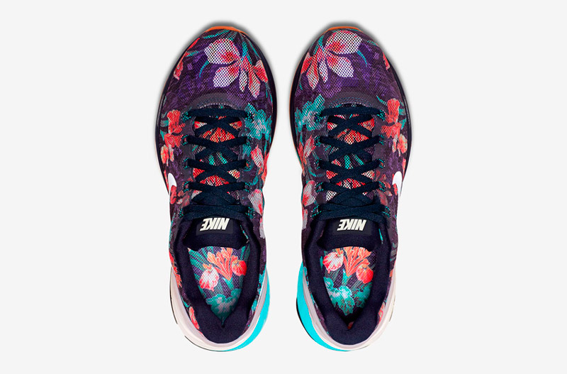 Nike LunarGlide 6 Photosynthesis – horní pohled
