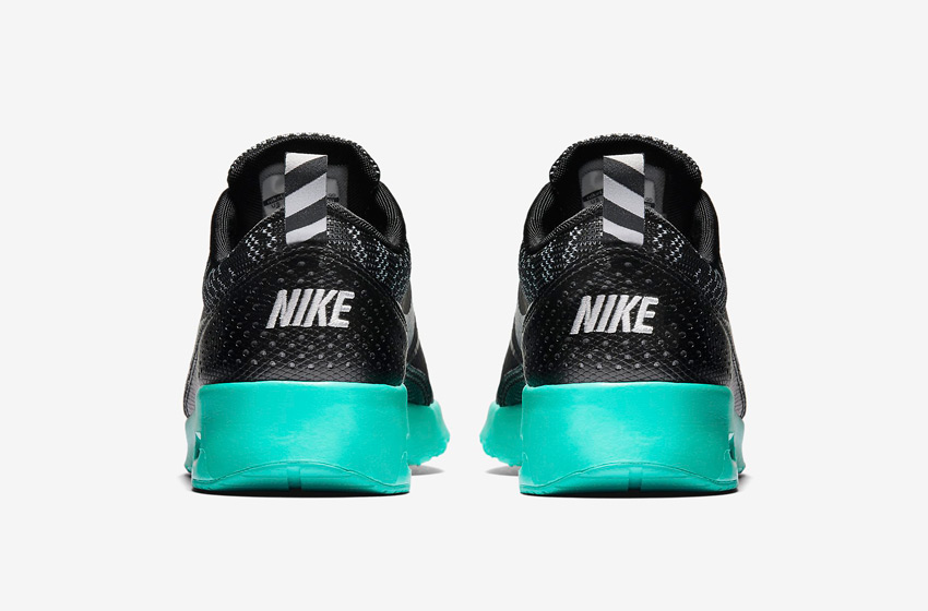 Nike Air Max Thea Jacquard – zadní pohled