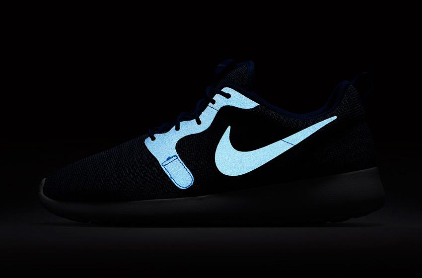 Nike Roshe One Knit Jacquard – reflexní prvky – Nike Roshe Run