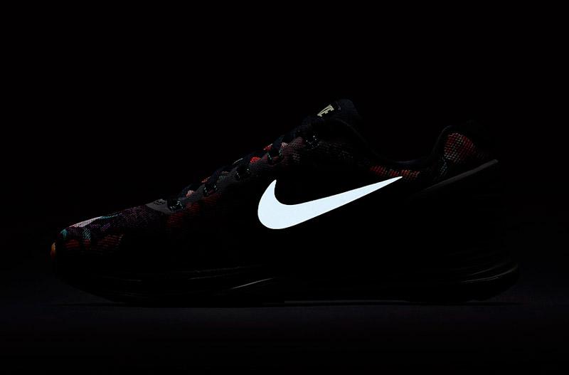 Nike LunarGlide 6 Photosynthesis – reflexní prvky