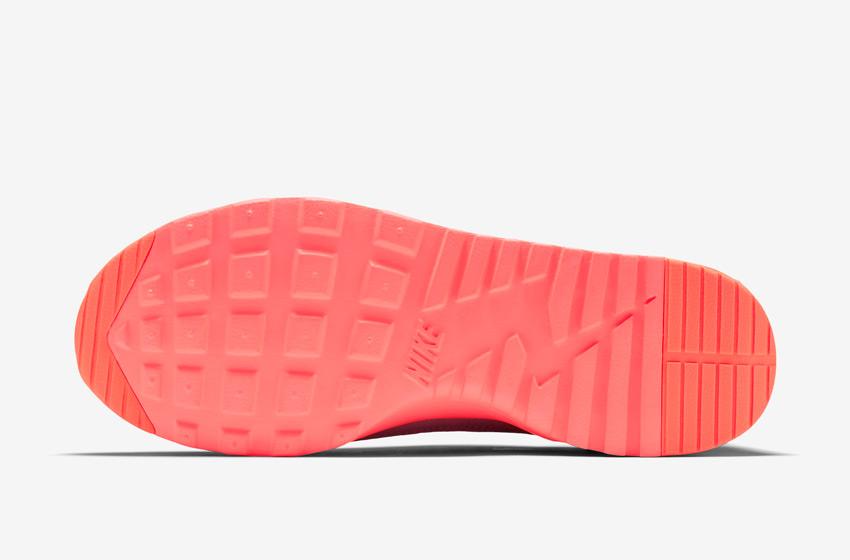 Nike Air Max Thea Jacquard – podrážka, spodní strana – dámské boty, dámské tenisky
