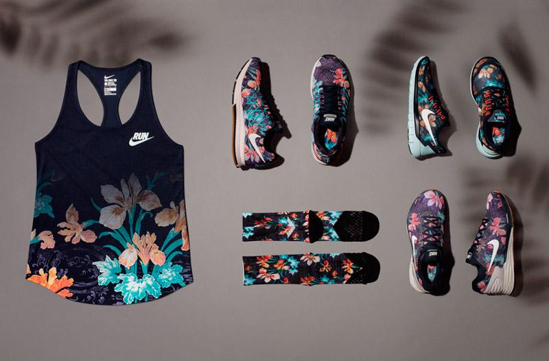 Nike Photosynthesis Pack – dámské sportovní oblečení a boty