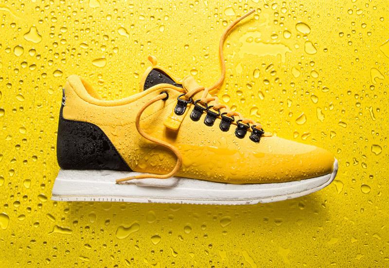 AKIO — boty, tenisky, dámské, pánské, voděodolné/nepromokavé sneakers — The Orion — Rain City Pack