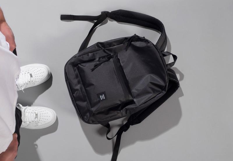 Herschel Supply Studio — nepromokavé, voděodolné batohy a tašky