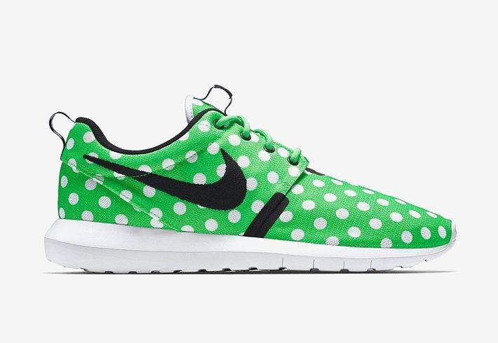 Nike Roshe One NM QS Polka Dot — sneakers, puntíkované tenisky, dámské, pánske — Roshe Run