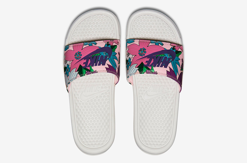 Nike Floral Shoes Womens
