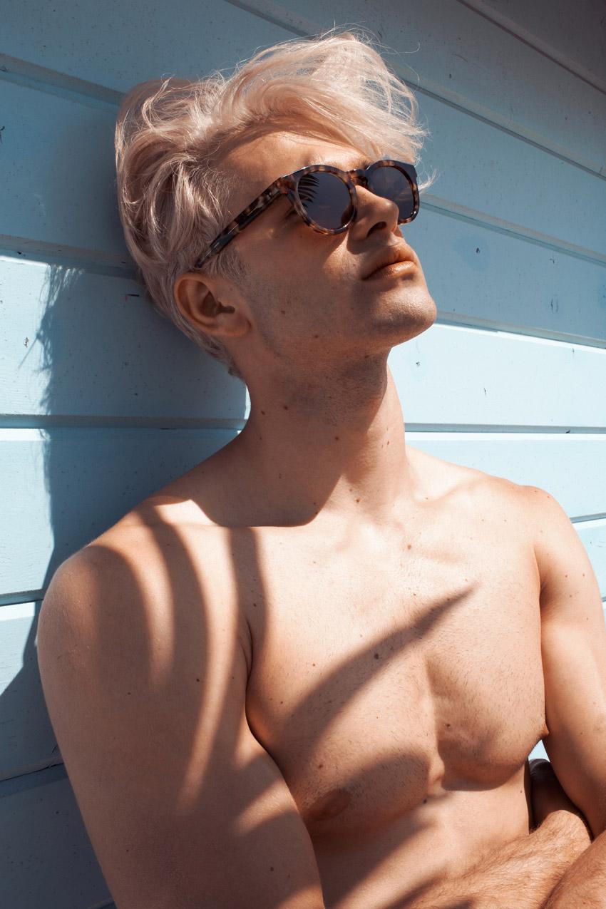Daily Paper x Ace & Tate — pánské sluneční brýle, moderní brýle proti slunci
