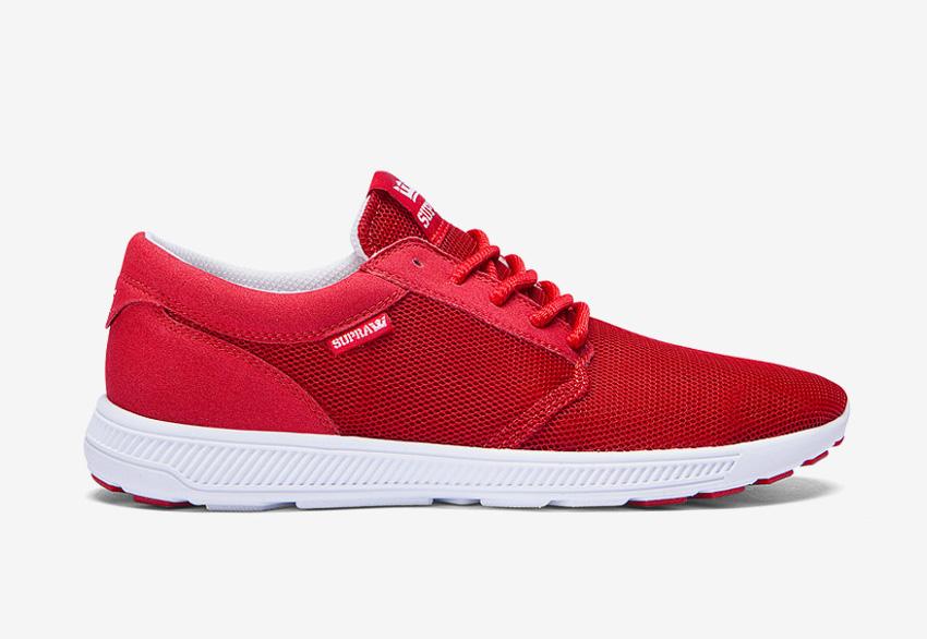 Boty Supra Hammer Run — běžecké lehké dámské a pánské tenisky