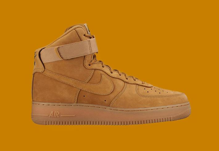 """Nike Sportswear """"Wheat"""" Pack — podzimní/zimní hnědé boty, sneakers, pánské, dámské"""
