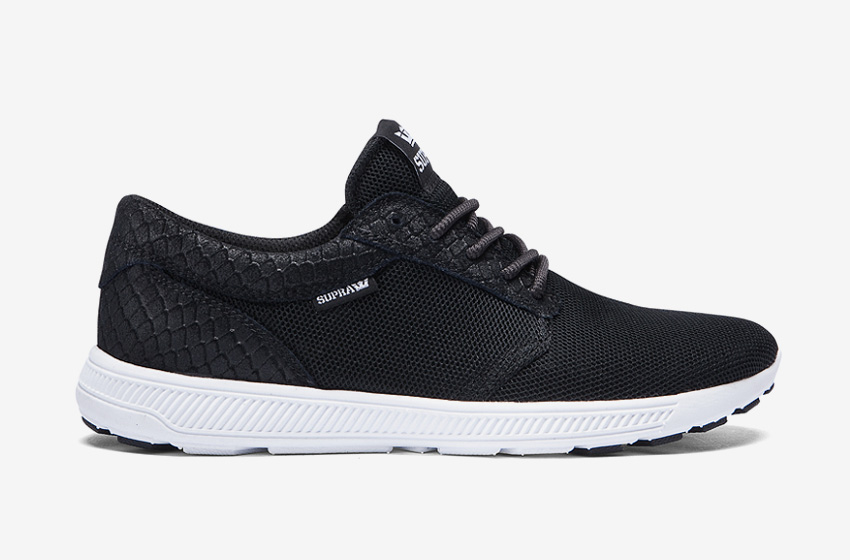Boty Supra Hammer Run — černé — tenisky, běžecké, lehké — dámské, pánské