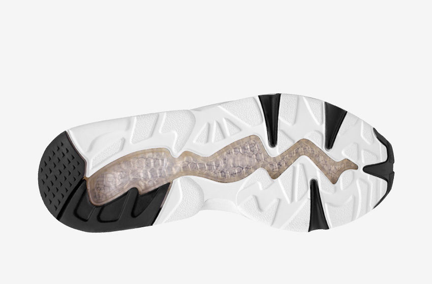 Stampd x Puma Trinomic Sock — podrážka