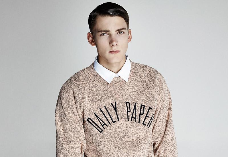 Daily Paper — pánské oblečení — podzim/zima 2015