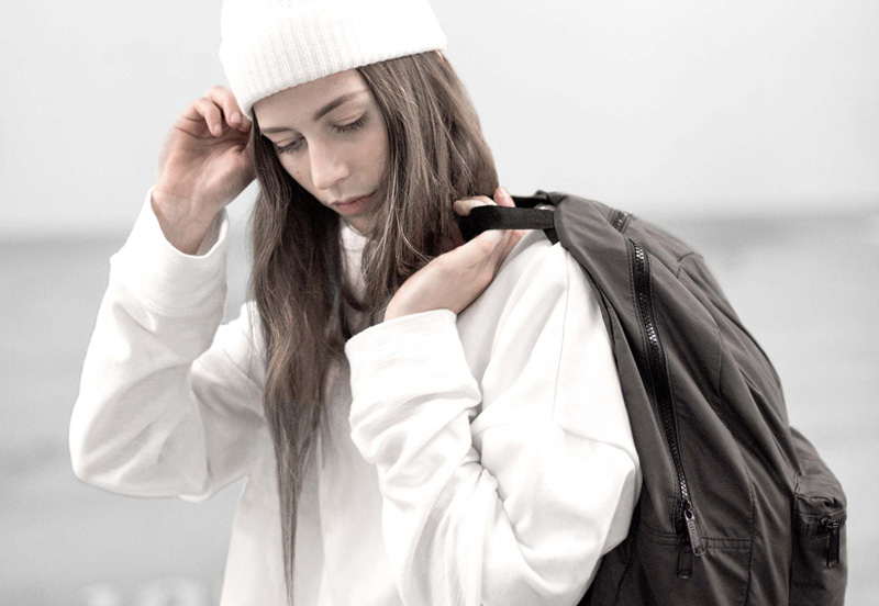 Herschel Supply — skládací reflexní batohy tašky Day/Night