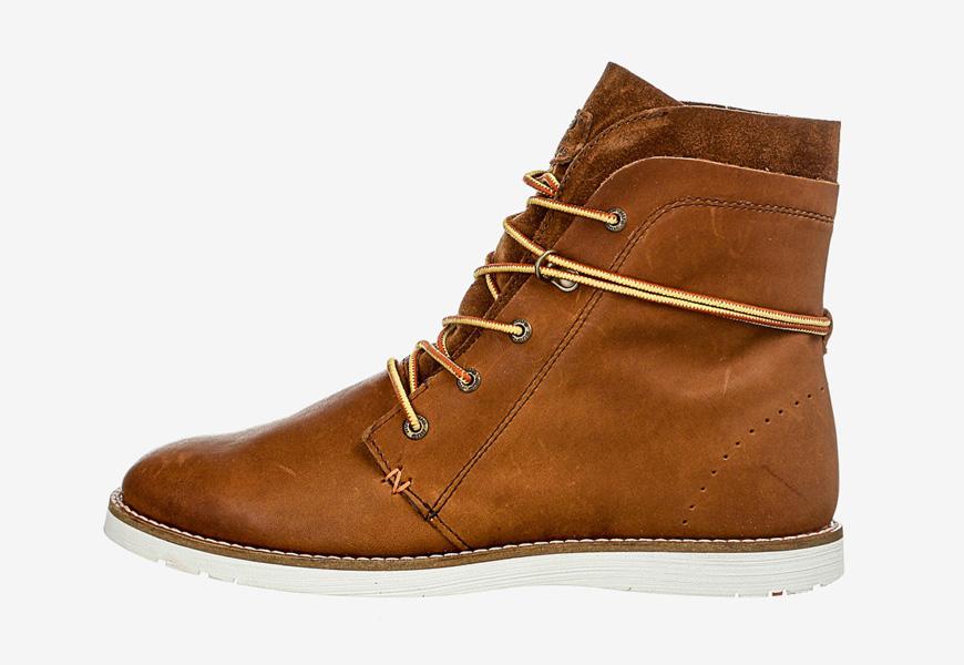 HUB Footwear — pánské zimní boty s kožešinou, vysoké kotníkové kožené