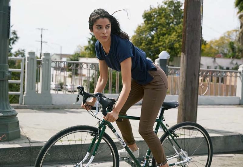 Levi's Commuter — stylové oblečení pro cyklisty — podzim 2015