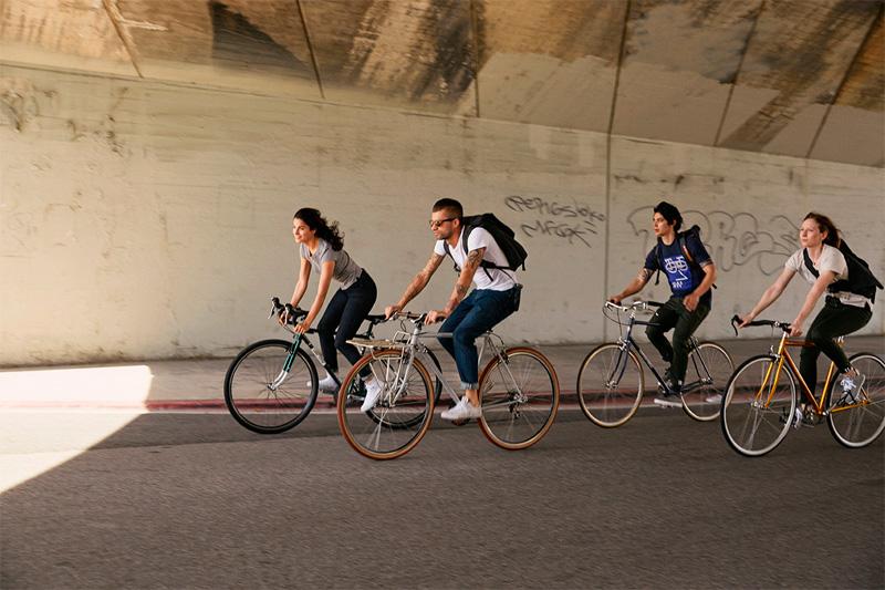 Levi's — oblečení pro cyklisty, cyklistické oblečení — podzim 2015