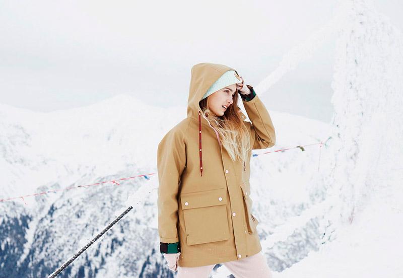 Femi Pleasure — dámské oblečení — podzim/zima 2015