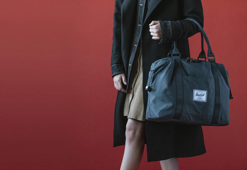 Herschel Supply — stylové nylonové batohy a tašky, Nylon Collection
