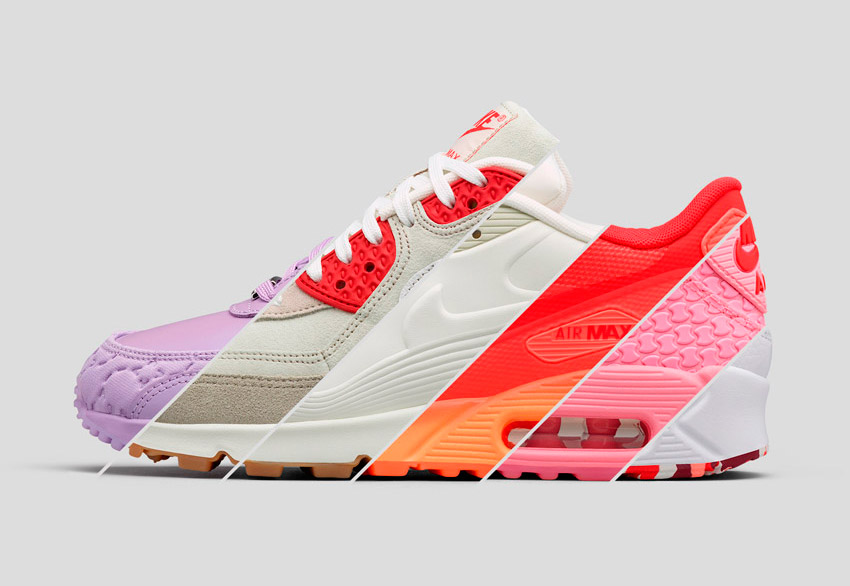 Nike Air Max 90 — City Collection, dámské boty, tenisky, sneakers