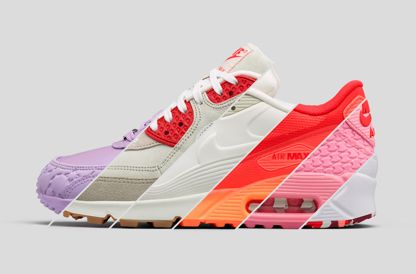 Nike Air Max 90 — City Collection — dámské boty, tenisky, sneakers