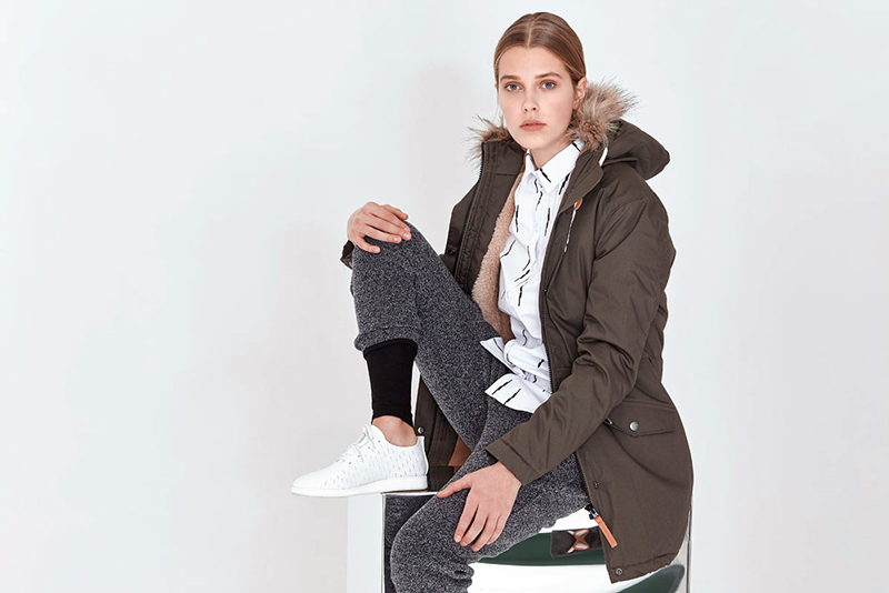 Ucon Acrobatics — dámské oblečení, podzim/zima 2015