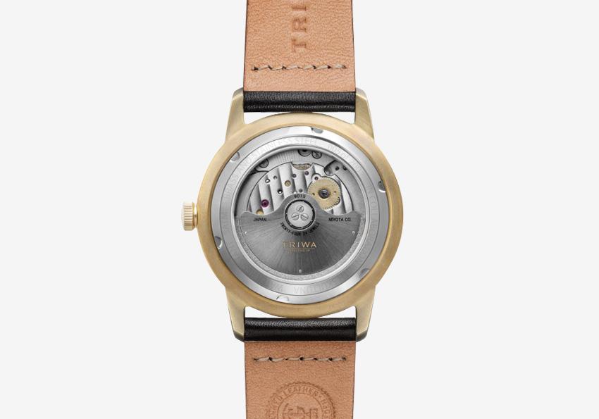 Hodinky Triwa x Skultuna — dámské a pánské luxusní hodinky s viditelným strojkem
