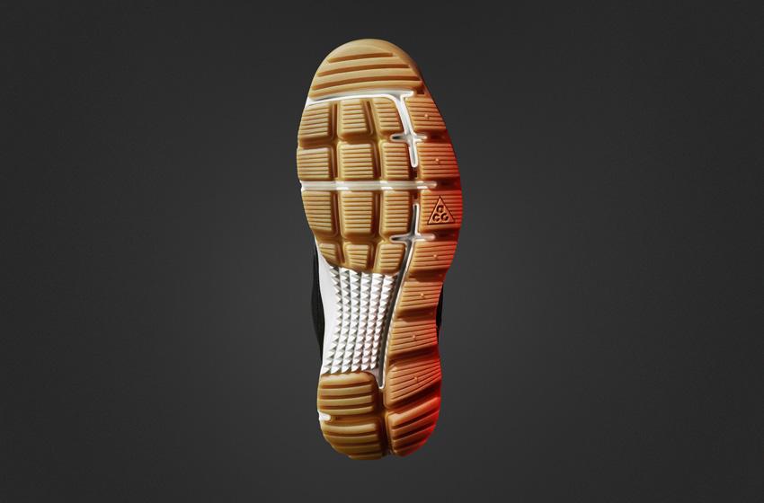 Nike Acorra SneakerBoot — dámské zimní boty, vysoké kotníkové, podrážka