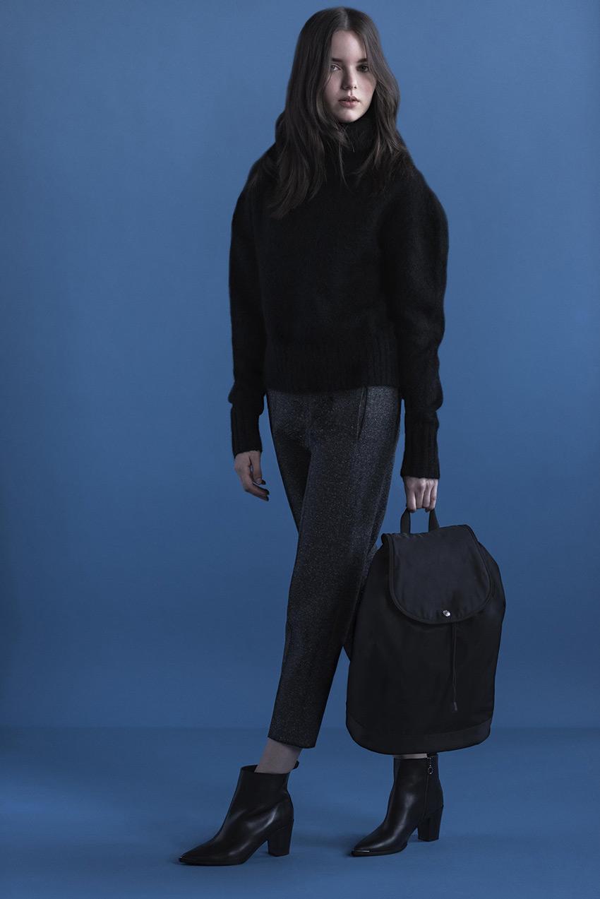 Herschel Supply — stylové nylonové batohy a tašky — batoh na záda — Reid Backpack