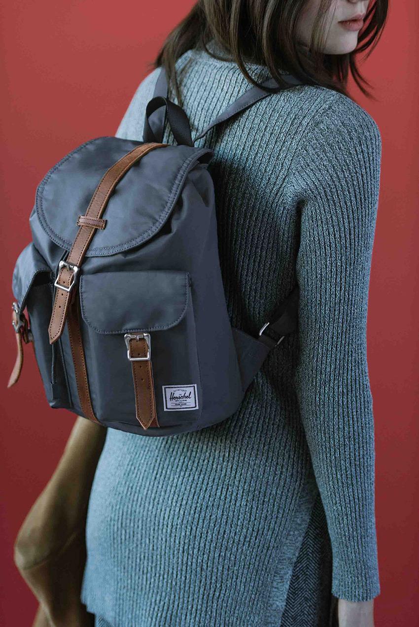 Herschel Supply — stylové nylonové batohy a tašky — batoh na záda — Dawson Backpack | Mid-Volume