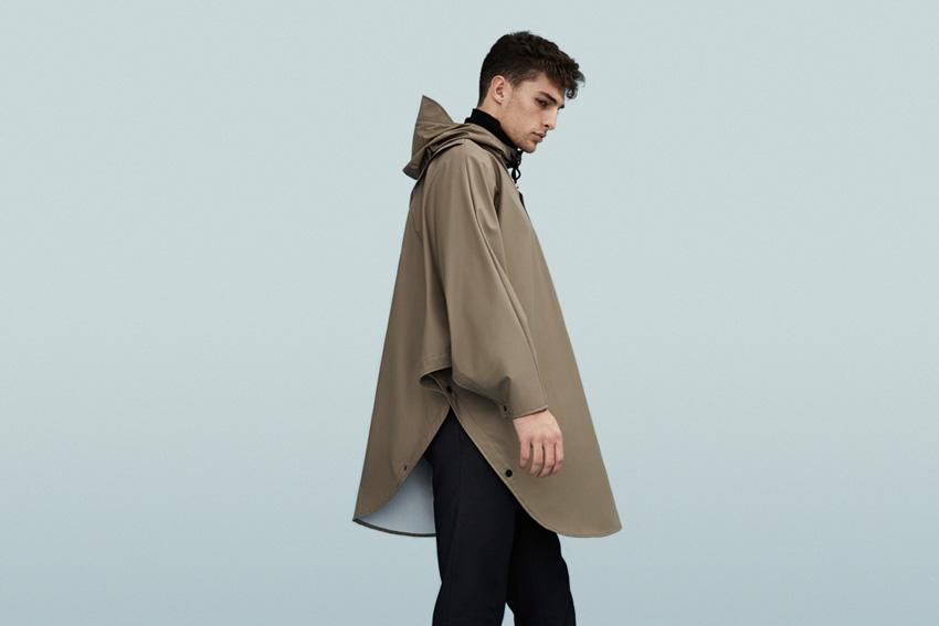 Rains — pánský plršiplášť, nepromokavá bunda do deště — podzim/zima 2015 — raincoat — fall/winter