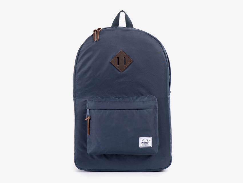 Herschel Supply — batoh na záda — Heritage Backpack — modrý