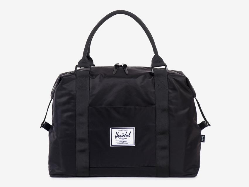 Herschel Supply — cestovní taška — Strand Duffle — černá