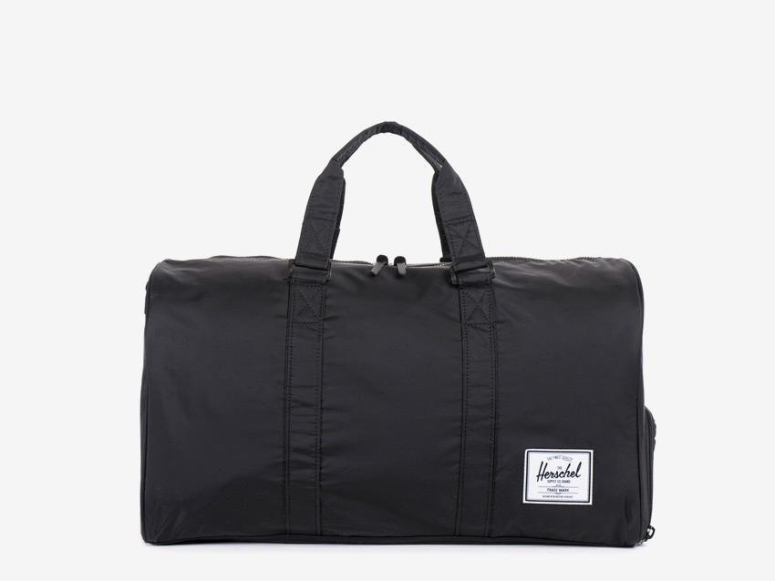 Herschel Supply — cestovní taška — Novel Duffle — černá
