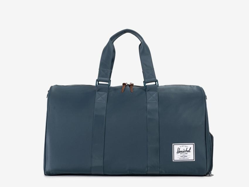 Herschel Supply — cestovní taška — Novel Duffle — modrá