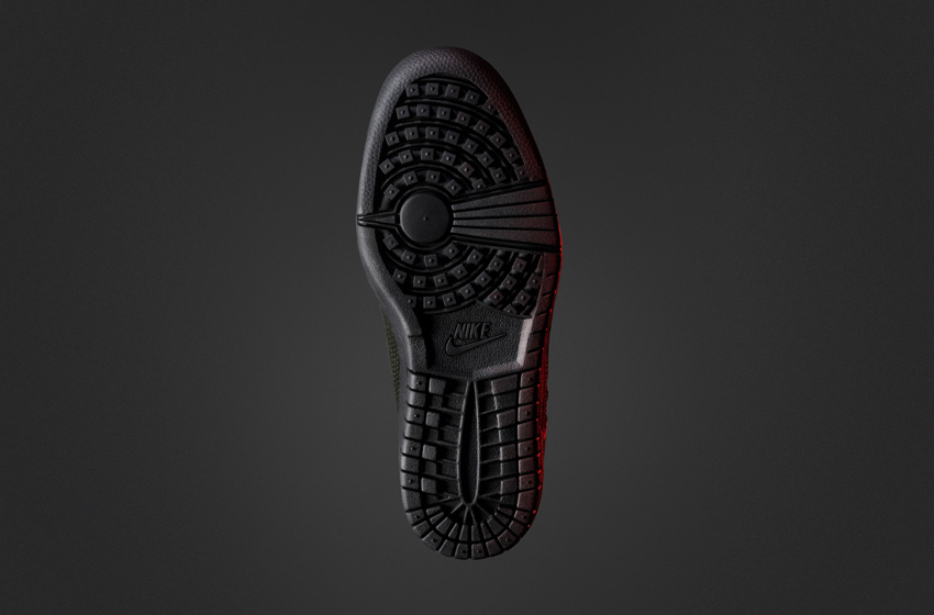 Nike Dunk Sky High 2.0 SneakerBoot — dámské zimní boty, vysoké kotníkové, podrážka
