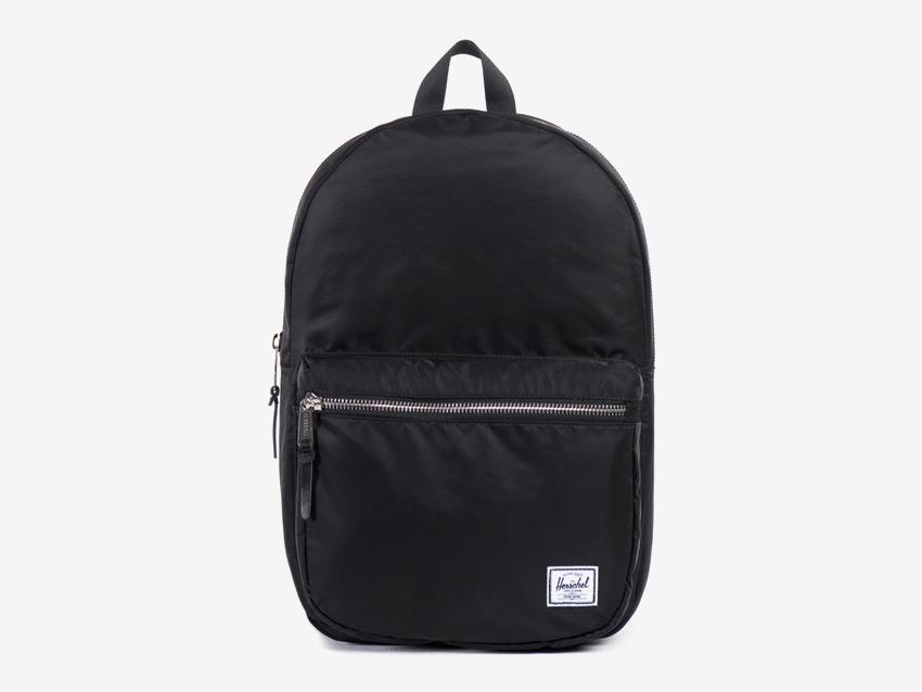 Herschel Supply — batoh na záda — Lawson Backpack — černý