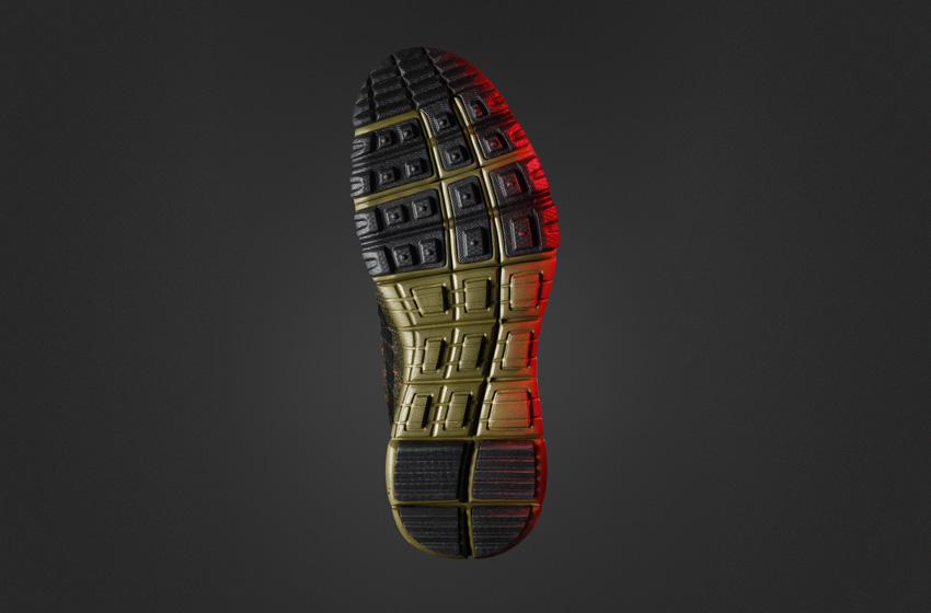 Nike Flyknit Trainer Chukka SneakerBoot — pánské zimní boty, kotníkové, podrážka