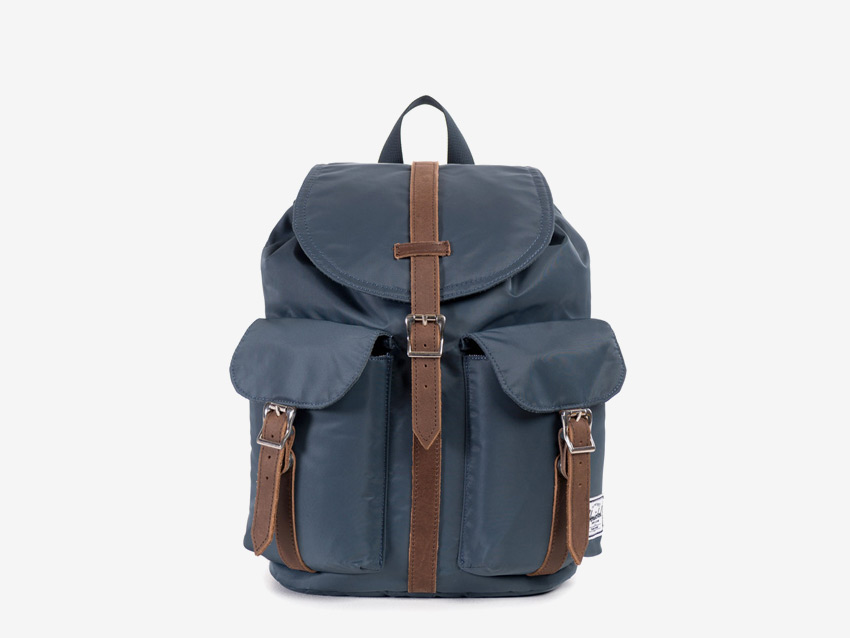 Herschel Supply — batoh na záda — Dawson Backpack | Mid-Volume — modrý