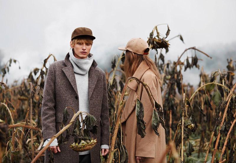Klobouky a zateplené snapback kšiltovky Paris+Hendzel, Wonderland — podzim/zima 2015