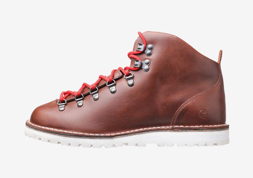 Playbag — Playbot Kotaar — pohorky, vysoké zimní boty, kožené, celokožené — pánské, dámské