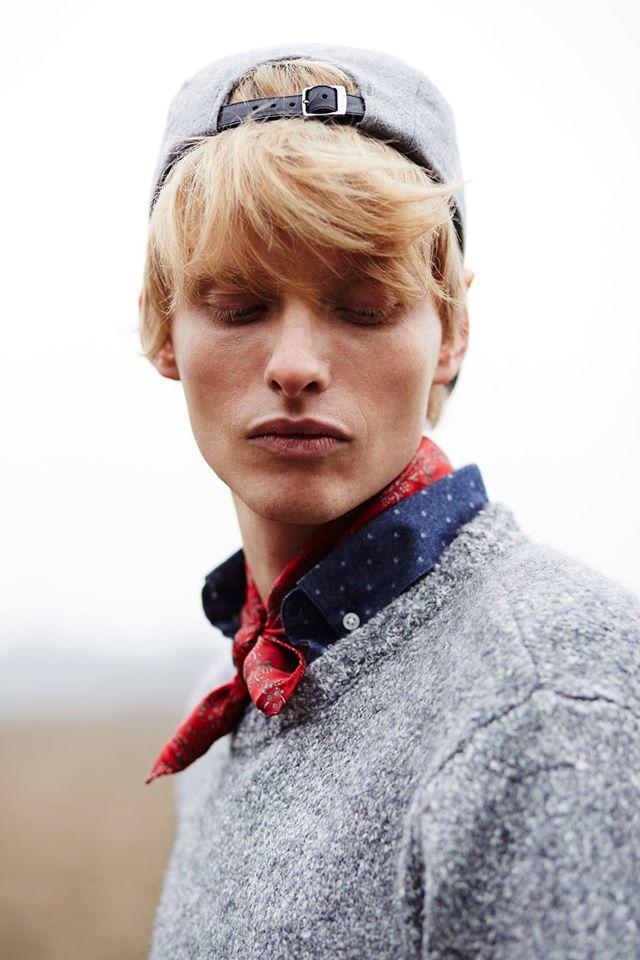 Paris+Hendzel — hřejivá snapback kšiltovka, šedá čepice, headwear