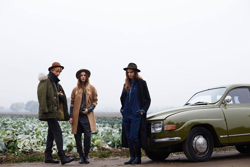 Paris+Hendzel — dámské a pánské elegantní klobouky, headwear